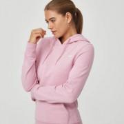 Myprotein Tru-Fit Pullover mikina - L - Pink Haze Marl