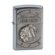Zapalovač Zippo 21608 Gemini Emblem + Možnosť GRAVÍROVANIA + Benzín Zadarmo