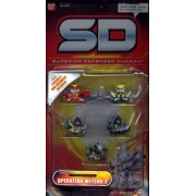 Superior Defender Gundam: Operation Meteor 2 - 1.5 Mini Defender 5 Pack