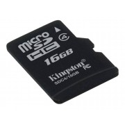 Kingston Tarjeta MicroSDHC KINGSTON 16GB