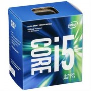 Intel Core i5-7400 3.00 Box S1151 BX80677I57400