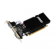 MSI R5 230 2GD3H LP, AMD Radeon R5 230, 2GB/64bit DDR3, VGA/DVI/HDMI, passive cooling