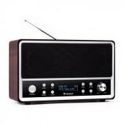 Charleston radio digitale DAB+ FM RDS sveglia