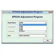 Epson Resetter L380 383 385 485 Adjustment Program One PC