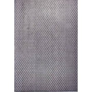 C&M Szary dywan nowoczesny Rombo Grigio Scuro
