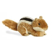 Plush Chip the Chipmunk Stuffed Toy By Aurora 8""