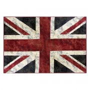 Miliboo Teppich Englische Flagge 160 x 230 cm LONDON