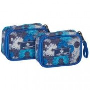 Eagle creek Packhilfe Mini Cube Set Daisy Chain Blue