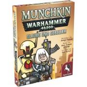 Warhammer 40.000 Munchkin: Glaube und Kartenspiel-multicolor - Offizieller & Lizenzierter Fanartikel Onesize Unisex