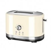 Grille-pain à contrôle manuel Crème 5KMT2116EAC Kitchenaid
