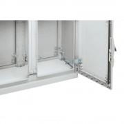Schneider Electric NSYECPLAZ124G Thalassa Kábelbevezető lemez (PLAZ vagy PLAZT változat) 1250x420mm szekrényekhez (szélxmély)