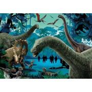 Puzzle Clementoni - Jurassic World, 104 piese (65260)
