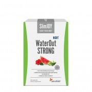 Sensilab WaterOut STRONG Night - effetto dimagrante più veloce. Bevanda gusto lampone 10 bustine