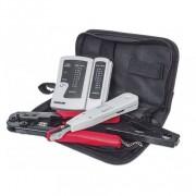 Kit de 4 piezas de herramientas Intellinet para red 780070