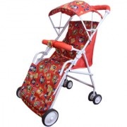 Abasr Mee Luv Lap Baby Kids Pram And Strollr Red