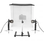 Fotostudioset LED 60x60 6500K