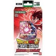 Set Carti Dragon Ball Super Cg: Saiyan Legacy Starter Deck