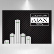 Výstražná samolepka AJAX smbz3002