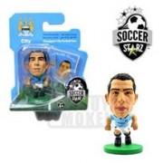 Figurina SoccerStarz Manchester City FC Carlos Tevez 2014