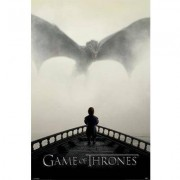 geschenkidee.ch Game of Thrones Poster A Lion & A Dragon