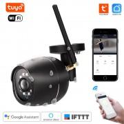 Inteligentná WiFi Vonkajšia HD Kamera 1080p - Tuya Smart Life