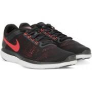 Nike FLEX 2016 RN Running Shoes(Black)