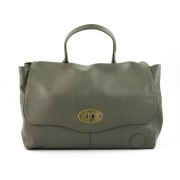 Timberland Borsa donna postman Timberland M5688 Grigio D97 Made in Italy