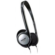 Philips Cuffie Ad Archetto Philips SHP1800 00 Jack 3.5Mm Nero