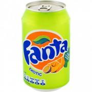 Coca-Cola, Fanta Exotic, Doza 0,33l