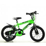 """Dječji bicikl Dino 14"""" - zeleni"""