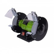 Polizor de banc Procraft PAE600 Industrial, Motor inductie, 600W, 2950 RPM, Diametru disc 150 mm