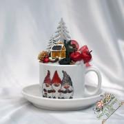 Cana cafea '' Casuta piticilor''