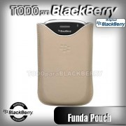 Funda Pouch 9000 8350i 9800 Blanco Perla Bold Torch Nextel