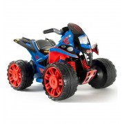 Quad Infantil Electrico Spider-Man - Injusa