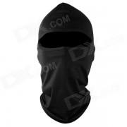 WOLFBIKE BC300 Ciclismo Lycra Quick-Dry mascara de la cabeza Guardia Escudo CS Cap - Negro
