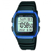 Casio Youth Digital Grey Dial Mens Watch - W-96H-2AVDF (D055)