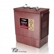 Batería de plomo ácido abierto Trojan J305G-AC 6V 315Ah Ciclo profundo