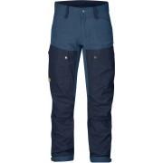 FjallRaven Keb Trousers Long - Dark Navy - Reisehosen 58