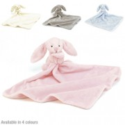 Jellycat Bashful Bunny Soother Blanket