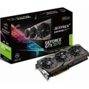 Placa video Asus GeForce GTX 1070 ROG Strix OC 8GB DDR5 256Bit Bonus Bundle ASUS Assassin's Creed