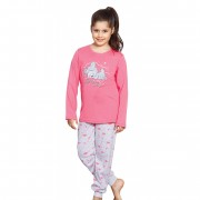 Pijama copii bumbac subtire, marimi 9-16 ani