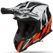 Airoh Aviator 2.3 Great Casco de Motocross Naranja S