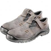 Sandale muncitoresc piele de căprioară dimensiune 42 - 82-083
