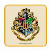 Half Moon Bay Harry Potter - Hogwarts Crest Coaster 6-pack