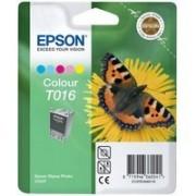Epson Papillon Cartouche Couleur C13T01640110 (T016)