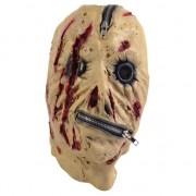 Geen Latex masker horror met rits