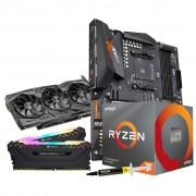 AMD Extreme Upgrade Kit + Asus ROG Strix 2080 Ti OC 11G