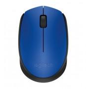 Logitech Wireless Mouse M171 Blue Оптична Безжична Мишка
