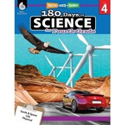 180 Days of Science for Fourth Grade (Grade 4): Practice, Assess, Diagnose, Paperback/Lauren Homayoun