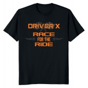 Тениска Racing driver
